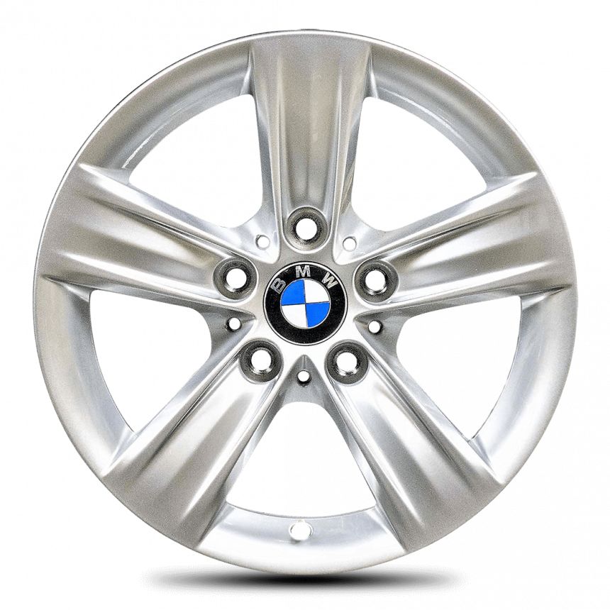 OEM Winter Wheel (with BMW logo) 7.5x16