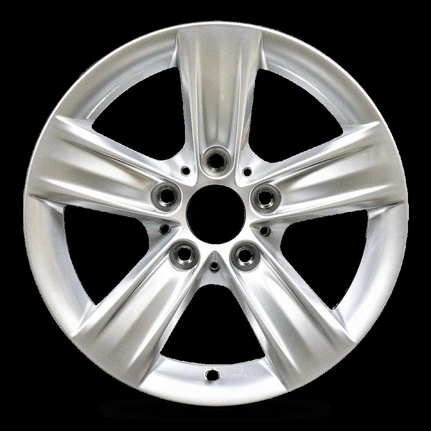 OEM Winter Wheel (without BMW logo) 7.5x16