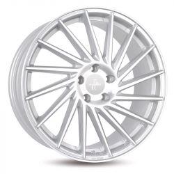 KT17 Crystal Silver 10x22