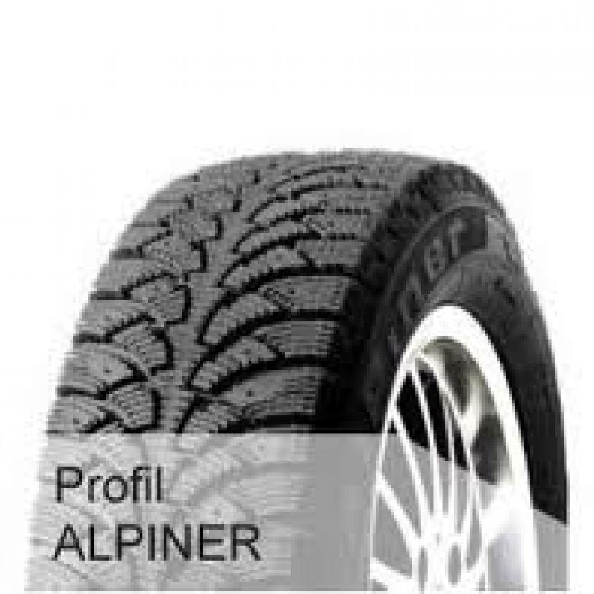 Alpiner -pinnoitettu-