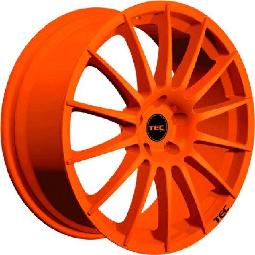 AS2 Race orange CB: 64.0 8.5x19