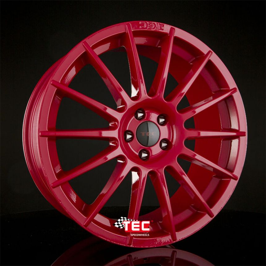 AS2 Red CB: 64.0 8x18
